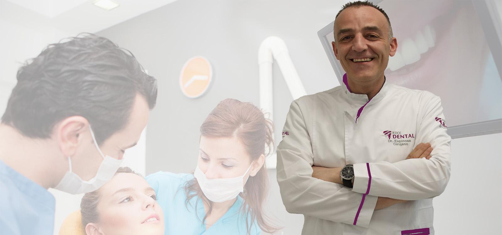 Kixxdental - Jespicar - Dr Jesús Espinosa